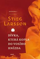 Stieg Larsson Dívka, která kopla do vosího hnízda