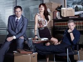 Firma seriál podle Grishama