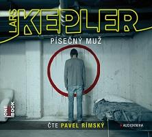 Lars Kepler Písečný muž audiokniha