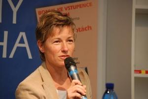Manuela Martini Praha 2013