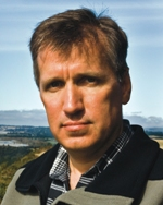 Author James Rollins Promotional Photograph