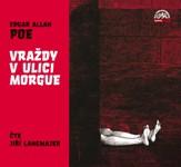 Edgar Allan Poe Vraždy v ulici Morgue