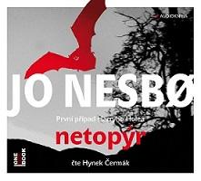Netopýr Jo Nesbo, audiokniha