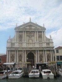 Chiesa degli Scalzi, Benátky © Anna Zavadilová