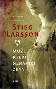 Stieg Larsson Muži, kteří nenávidí ženy