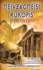 David Gibbins Nejvzácnější rukopis