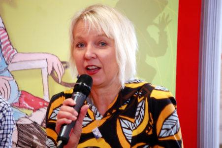 Marit Reiesrgårdová