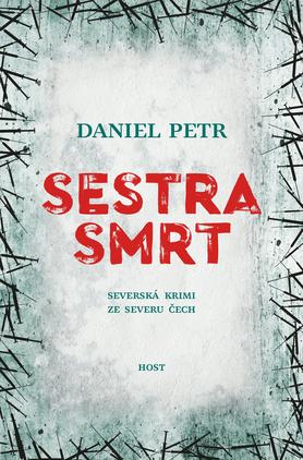 obálka knihy Sestra smrt