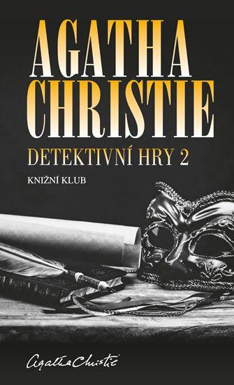 obálka knihy Agatha Christie Detektivní hry 2