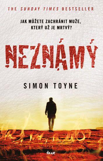obálka knihy Simon Toyne Neznámý